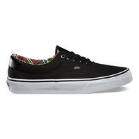 Vans K Era 59(C&L)Black/Geo