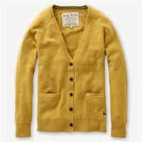 The Latchmere Cardigan   Jack Wills