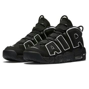Nike Air More Uptempo Pippen AIR high men and women basketball shoes