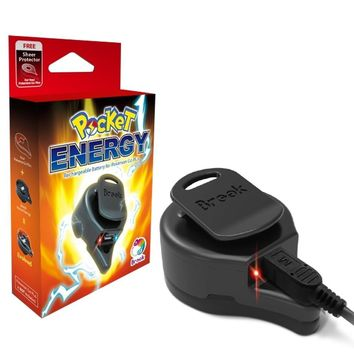 Brook Pocket Energy for  Go Plus Recharged with Micro USB Cable / car Adapter Household USB Charger Longer Battery LifeKawaii Pokemon go  AT_89_9