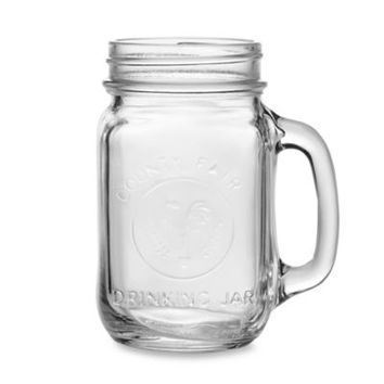 Libbey® 16-Ounce County Fair Mason Drink Jar