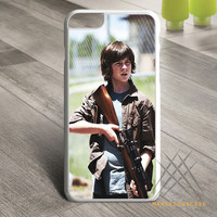 Carl Grimes The Walking Dead Custom case for iPhone, iPod and iPad