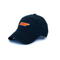 TN Knoxville Gameday Hat in Black by State Traditions