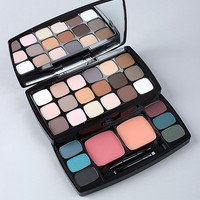 NYX Boheme Chic Eyeshadow and Blush