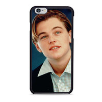 Young Leonardo Dicaprio iPhone 6 Case