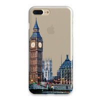 iPhone 7 Case London iPhone 7 Plus Case Clear iPhone 6 Case Big Ben iPhone 6 Plus Case Clear iPhone 5 Case Clear iPhone 6S Case Gift For Her