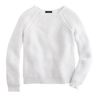 PRE-ORDER MIXED-STITCH SWEATER