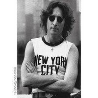 John Lennon - New York City Poster on Sale for $6.99 at HippieShop.com