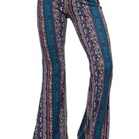 LA Hearts Knit Flare Pants - Womens Pants