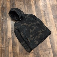 Canada goose winter fashion Hooded down jacket