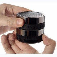 Best Selling Gifts Super Bass Hifi Stereo Wireless Bluetooth Speaker Portable Mini Sub Woofer Outdoor speakers for iPhone