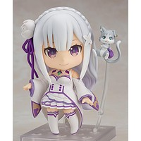 Emilia - 2nd Run - Nendoroid - Re:ZERO -Starting Life in Another World- (Pre-order)