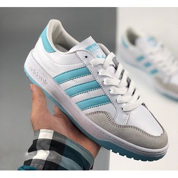 Adidas clover retro classic all-match casual sports shoes