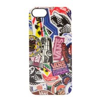 Vans Phone Case for iPhone 5 by Belkin (Sticker Collage)