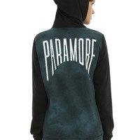 Paramore Acid Wash Girls Hoodie