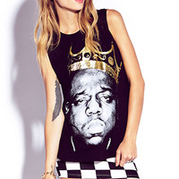 Glam Notorious Muscle Tee