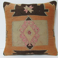 needlepoint pillow 18x18 gypsy fabric outdoor decorative pillow oversized couch pillow bohemian pillow tribal bohemian cushion cover 21939