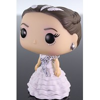 Funko Pop Movies, The World of Hunger Games, Katniss, Wedding Dress #230