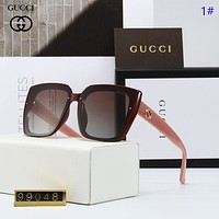 GUCCI New fashion polarized sun protection glasses eyeglasses 1#