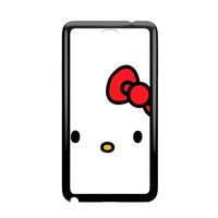 Cartoon Hello Kitty Samsung Galaxy Note 3 Case