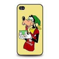GOOFY ROLL WEED iPhone 4 / 4S Case Cover