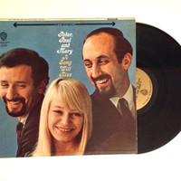 Vinyl Album Peter Paul and Mary A Song Will Rise LP Record 1965 Motherless Child The Cuckoo