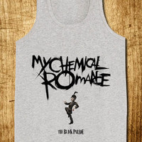 My Chemical Retrospective for Tank Top Mens and Tank Top Girls