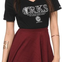 Crooks and Castles Royalty V-Neck Tee