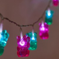 Lucky Cat String Lights | Urban Outfitters