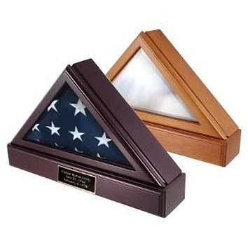 Flag Connections FLAG SHADOW BOX, Pedestal For 5ft x 9ft Flag