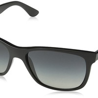 Ray-Ban Men's RB4181 Square Sunglasses