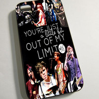 Five Seconds Of Summer Photo - Print on Hardplastic for iPhone 4/4s and 5 case, Samsung Galaxy S3/S4 case.