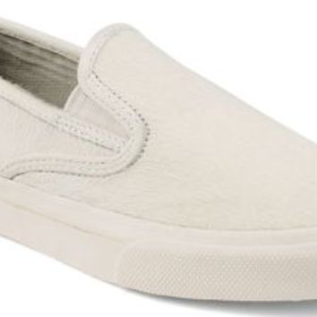 Sperry Top-Sider CVO Slip-On Sneaker by Jeffrey StonePonyHair, Size 8M  Men's Shoes
