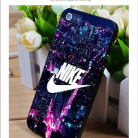 Nike Night iPhone for 4 5 5c 6 Plus Case, Samsung Galaxy for S3 S4 S5 Note 3 4 Case, iPod for 4 5 Case, HtC One for M7 M8 and Nexus Case