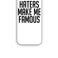 Haters Make Me Famous - iPhone 5&5s Case