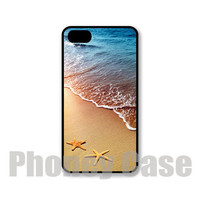 Starfish on the Beach Tropical Iphone 4, 4s, 5, 5s, 5c Personalized iPhone Case #212
