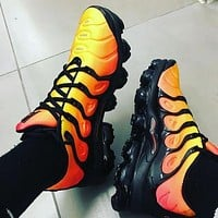 Nike Air Vapormax Plus Fashionable Woman Men Casual Running Sport Shoes Sneakers I/A