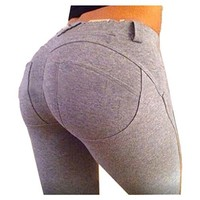 Tight Trousers - TOOGOO(R) Hot Sexy Women Butt Lift Pants Colombian Brazilian...