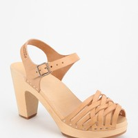 Swedish Hasbeens Sky High Heeled Sandal - Urban Outfitters
