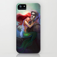 Ariel's Crush iPhone & iPod Case by KATIE PAYNE