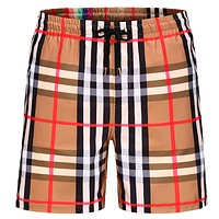 Fendi Fashion Casual Men Drawstring Shorts Sweatpants