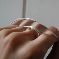 Sickle Ring