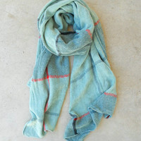 Cozy Hometown Knit Scarf [6364] - $22.00 : Vintage Inspired Clothing & Affordable Dresses, deloom | Modern. Vintage. Crafted.