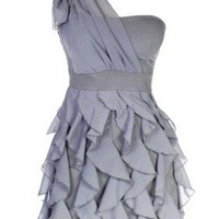 Ruffle Dress - 29 and Under