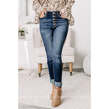 The Maddie 5 High Rise Skinny Jeans
