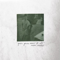 "Cold Cuts Merch - Modern Baseball ""YOU'RE GONNA MISS IT ALL"" LP"