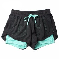 Double Layer Sport/Athletic Shorts
