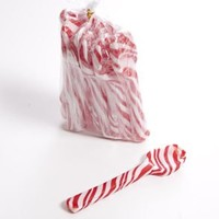 Candy Cane Spoons 1doz