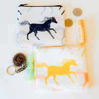 Unicorn Gift For Her/ Unique-Gift-For-Wife/ Make Up Bag/ Gift for Mom/ Sister Gift/ Coworker Gift/ BFF Gift/ Bridesmaid Gift/ Gift-for-Women