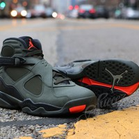 KUYOU Air Jordan Retro 8 Take Flight